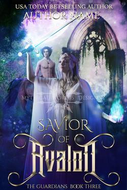 3. Savior of Avalon- EBOOK