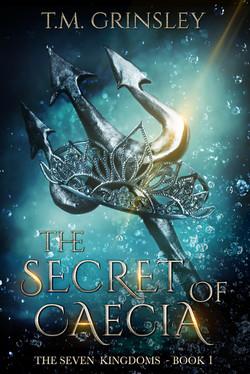 1.1. THE SECRET OF CAECIA- EBOOK COVER