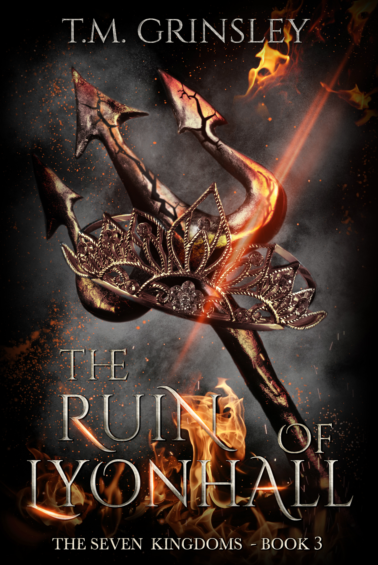 3.1. THE RUIN OF LYONHALL- EBOOK COVER