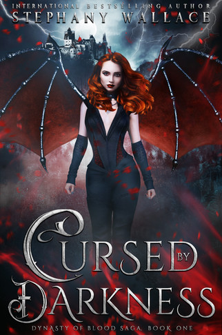 Cursed by Darkness, Dynasty of Blood Saga Book 1.