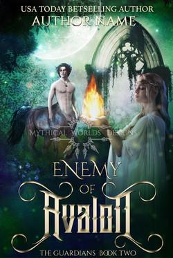 2. Enemy of Avalon- EBOOK