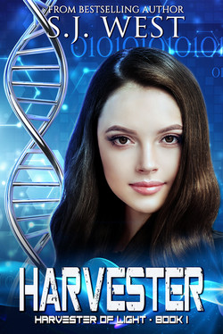 1.1. HARVESTER. NEW EBOOK COVER