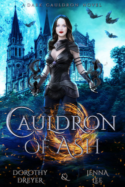 THE CAULDRON- EBOOK COVER