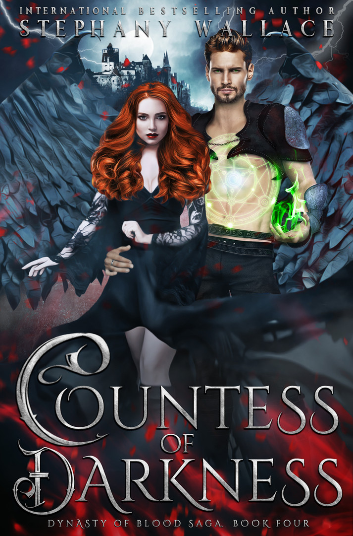 Countess of Darkness, Dynasty of Blood Saga Book 4
