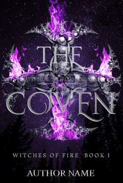 1. THE COVEN- EBOOK COVER