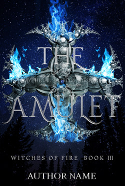 3. THE AMULET- EBOOK COVER