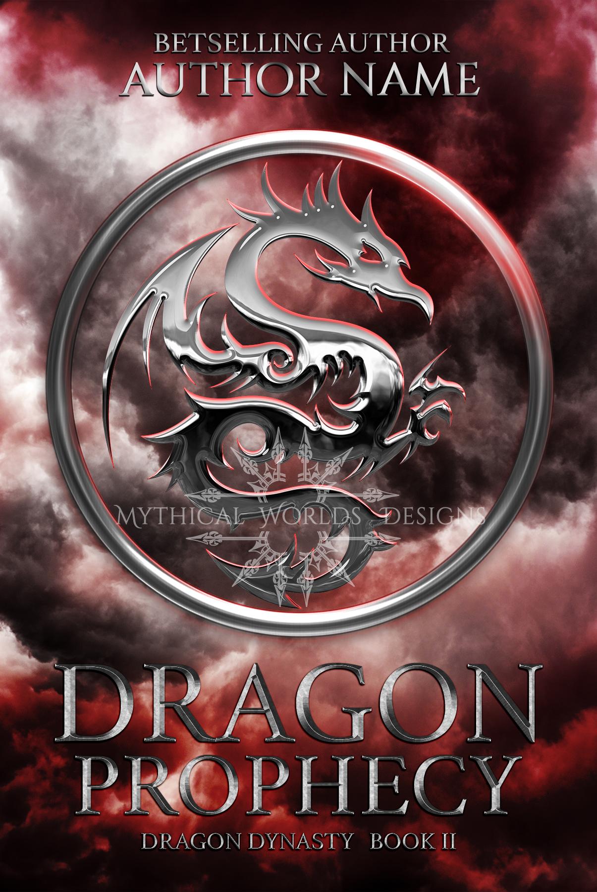 2. DRAGON DINASTY- EBOOK COVER
