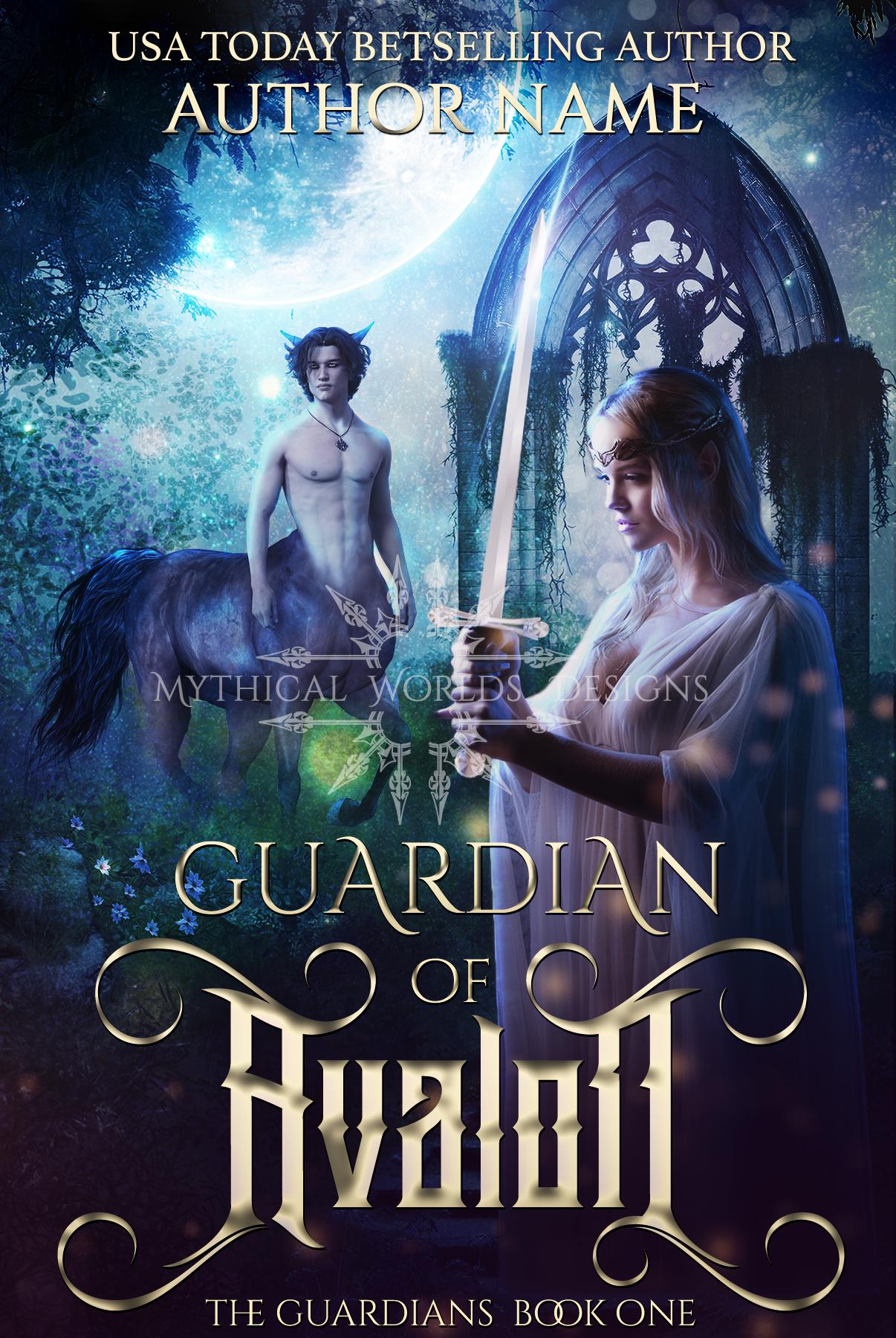 1. Guardian of Avalon- EBOOK