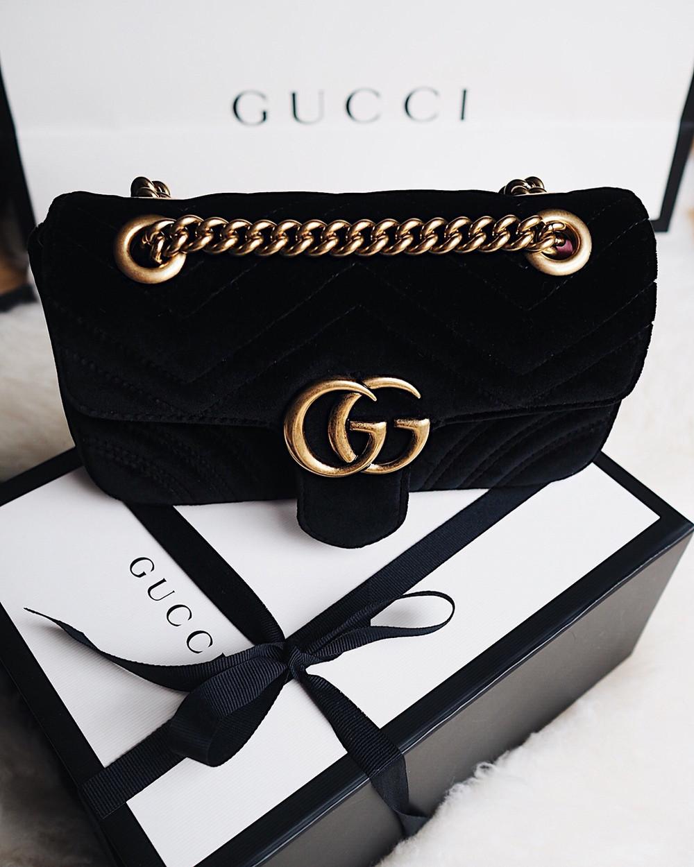 Gucci- My First Designer Bag
