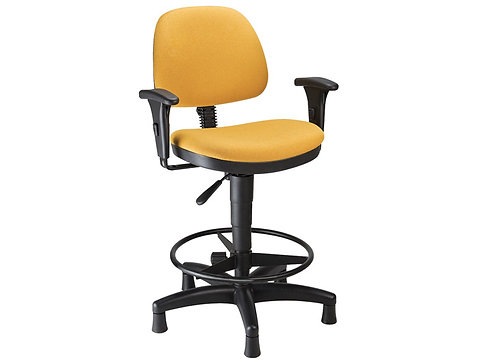 Cadeira amarela 11