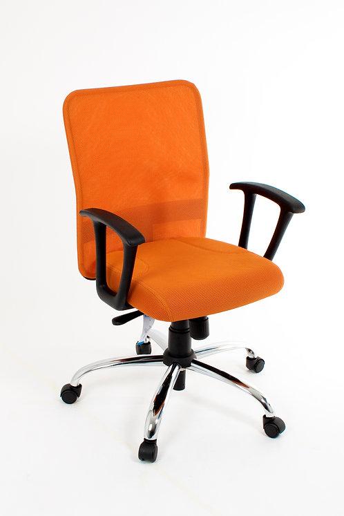 Cadeira laranja 2