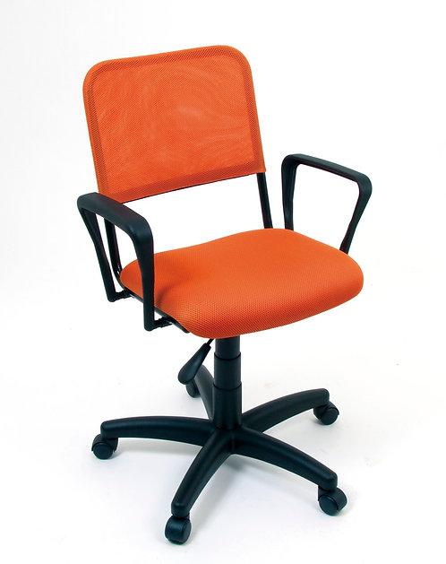 Cadeira laranja 3