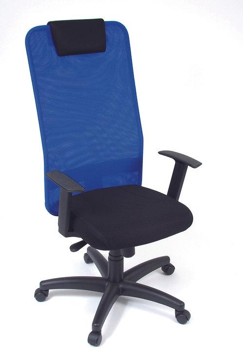 Cadeira azul 8