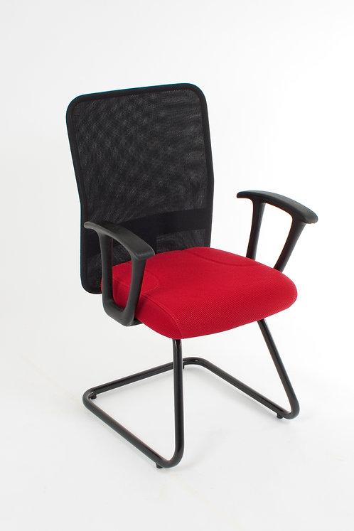Cadeira vermelha 21