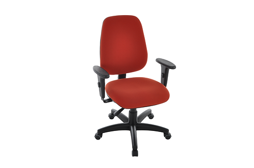 Cadeira vermelha 1