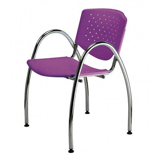 Cadeira roxa 1