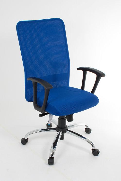 Cadeira azul 7