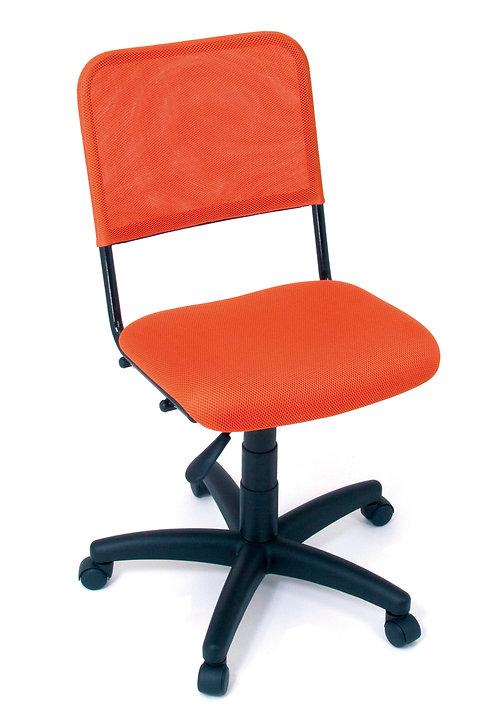 Cadeira laranja 1
