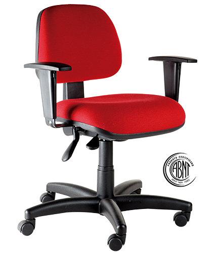 Cadeira vermelha 6