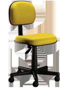 Cadeira amarela 3