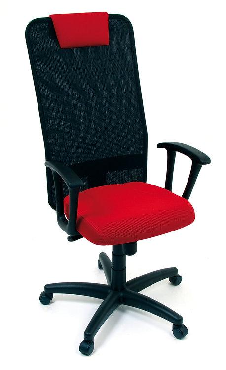 Cadeira vermelha 19