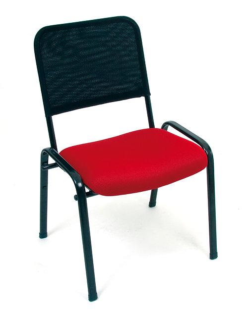 Cadeira vermelha 17