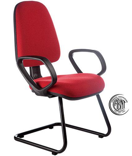 Cadeira vermelha 2