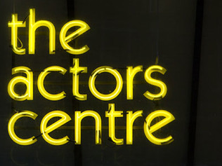 New workshop at The Actors Centre