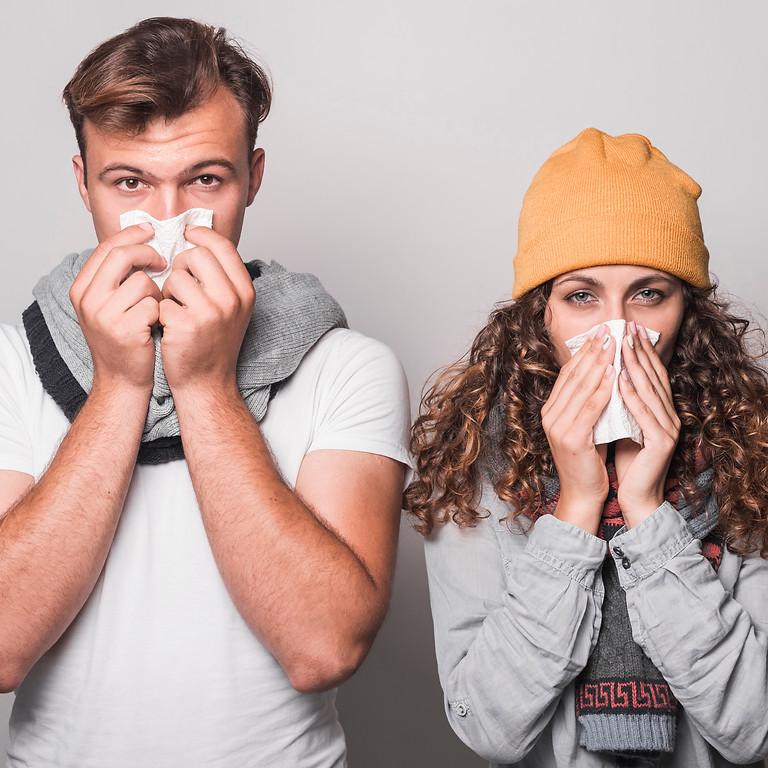 Enfermedades respiratorias transmisibles: Influenza, micoplasma y coronavirus (COVID-19)  (1)