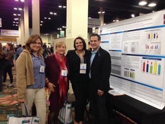 Miembros de la APPR y APEP en el National Association of School Psychologists (NASP)