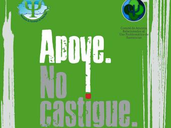 Apoye No Castigue