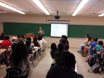 APPR presente con los estudiantes subgraduados de la Católica en Ponce