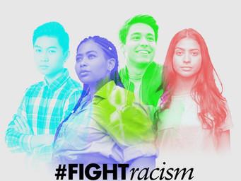 La juventud se alza contra el racismo
