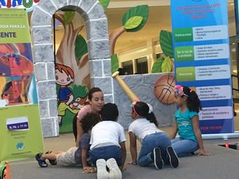 Psicología para la Gente: APPR participa en conferencias durante la Feria de la Niñez
