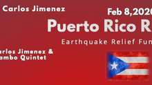 Puerto Rico Rise Up | Earthquake Relief Fundraiser