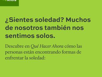 Iniciativa How Right Now | Qué Hacer Ahora