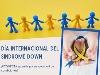 Igualdad de condiciones para personas con Sindrome DOWN