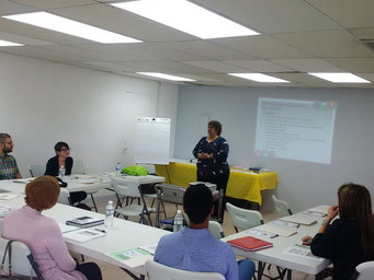 """Éxito el taller """"Onboarding: Psychologically Health Work Place"""""""