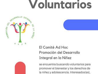 ¿Te interesa promover el bienestar y los derechos de la niñez y la adolescencia?