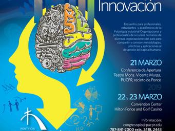 4to Congreso de Psicología Industrial Organizacional de Puerto Rico