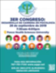Flyer Promo 3er Congreso Desarrollo de C