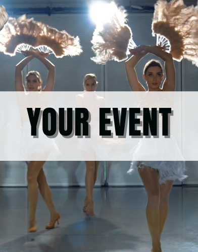 hire dancers for event
