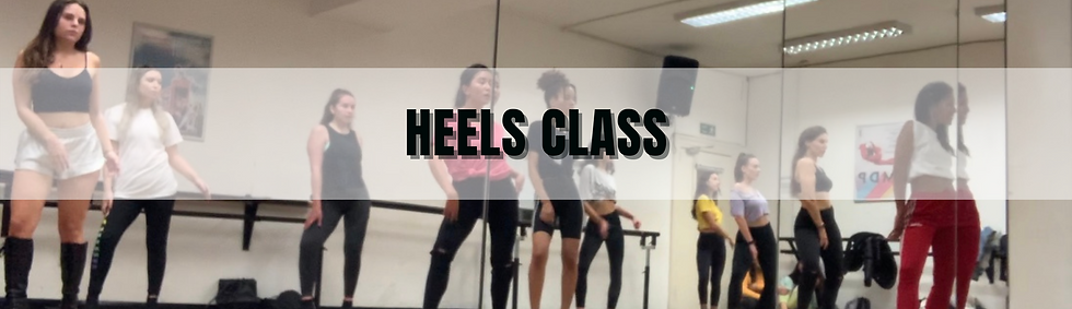 heels dance class London