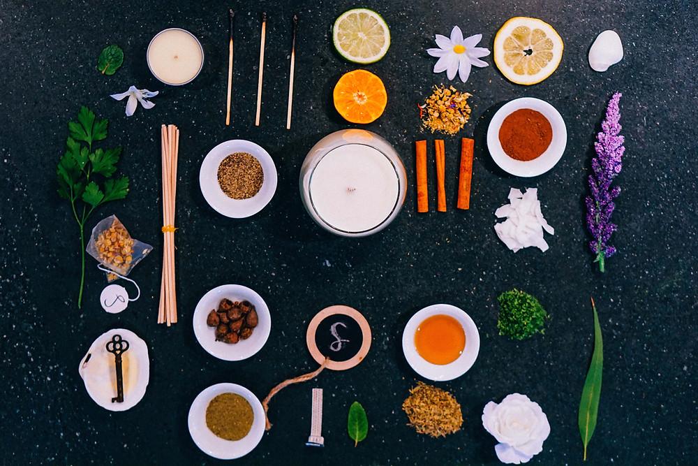 Sanari Candle Ingredients