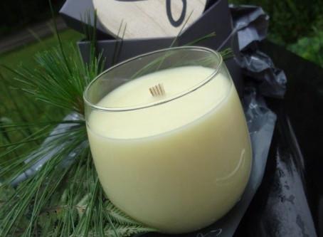 Sanari ~ The Most Natural Candle