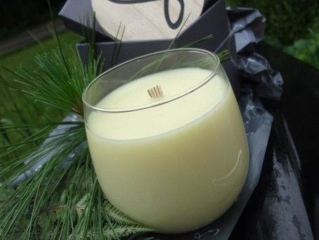 Sanari ~ The Most Natural Candle
