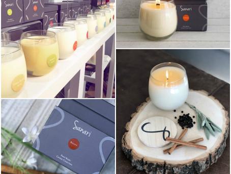 Sanari Plant Based Candles