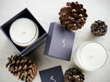2018 Holiday Candle Guide