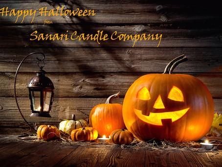 Happy Halloween from Sanari!