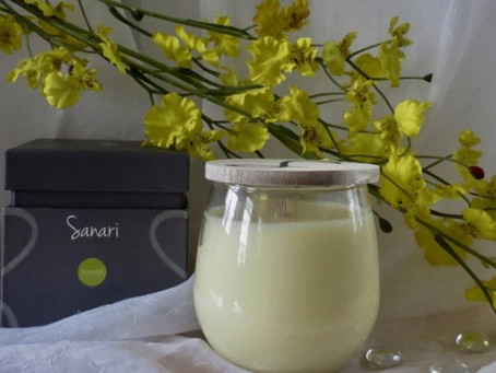 SANARI CANDLES 100% ORGANICALLY MADE IN THE US. HOW DO THEY STAND UP TO THE REST?